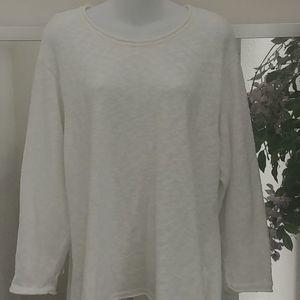 Lulu-B Tunic Cotton Sweater